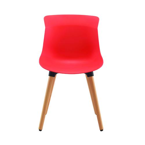 Jemini Coral Nuovo Bistro Chair KF79137 by VOW, KF79137