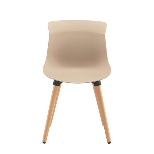 Jemini Mocca Nuovo Bistro Chair KF79138