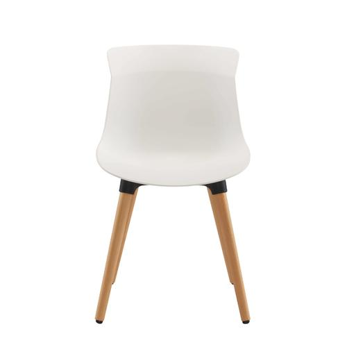 Jemini White Nuovo Bistro Chair KF79139