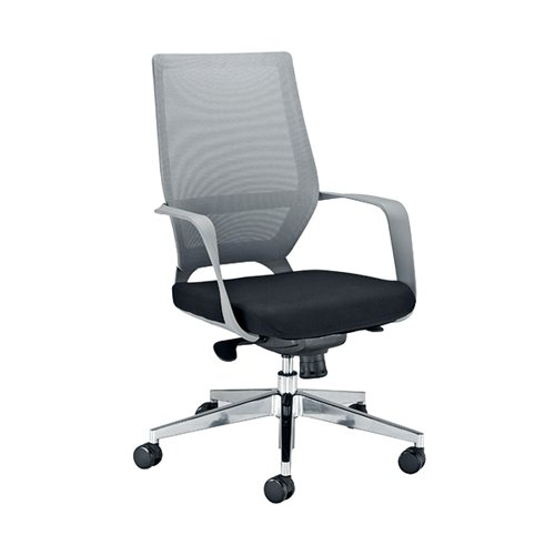 Jemini Opus Task Chair Black KF79143