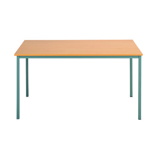 Serrion Rectangular Table 1500mm Bavarian Beech KF79850 by VOW, KF79850