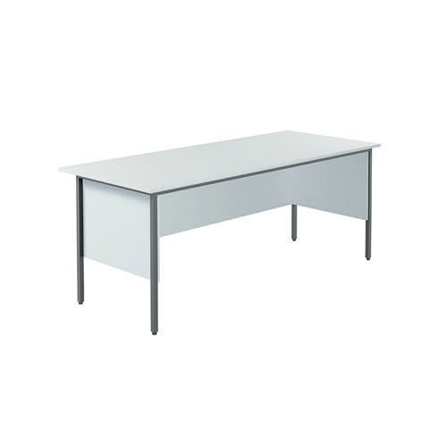 Serrion 4 Leg Desk 1800mm White KF800024
