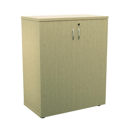Jemini 1000 Wooden Cupboard 450mm Depth Maple KF810087