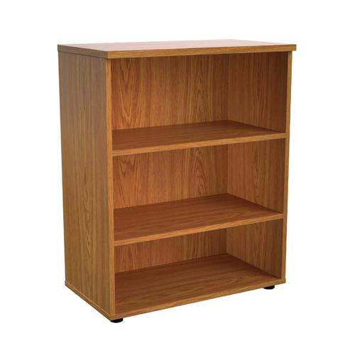 Jemini 1000 Wooden Bookcase 450mm Depth Nova Oak KF810193