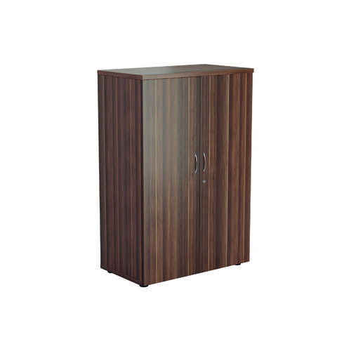 Jemini 1200 Wooden Cupboard 450mm Depth Dark Walnut KF810230