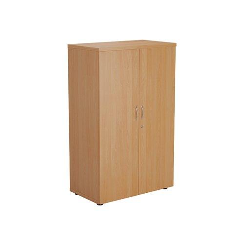 Jemini 1600 Wooden Cupboard 450mm Depth Beech KF810391