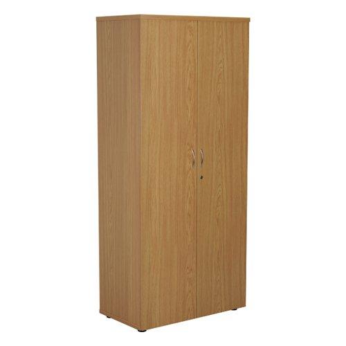 Jemini Wooden Cupboard 800x450x1800mm Nova Oak KF810605