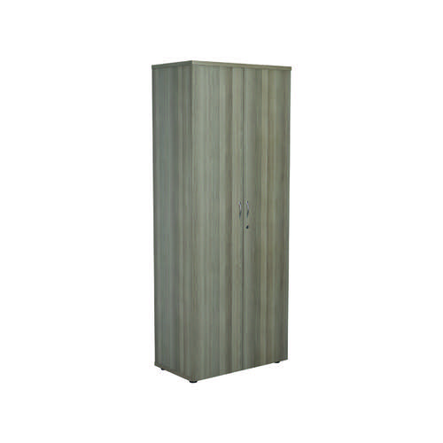 Jemini 2000 Wooden Cupboard 450mm Depth Grey Oak KF811060