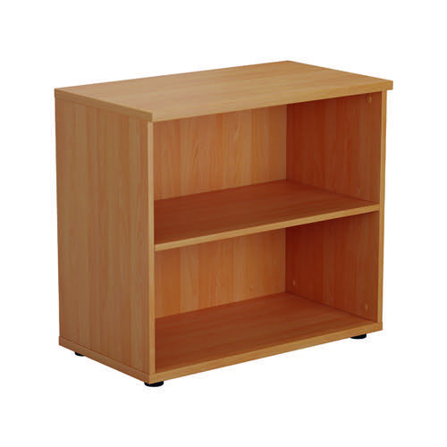 Jemini 700 Wooden Bookcase 450mm Depth Beech KF811206