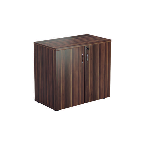 Jemini 700 Wooden Cupboard 450mm Depth Dark Walnut KF811220