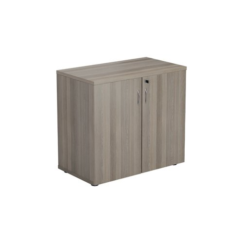Jemini 700 Wooden Cupboard 450mm Depth Grey Oak KF811237