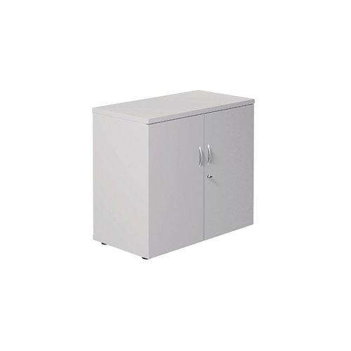 Jemini 700 Wooden Cupboard 450mm Depth White KF811268