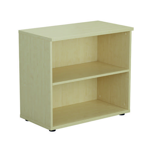 Jemini 700 Wooden Bookcase 450mm Depth Maple KF811343