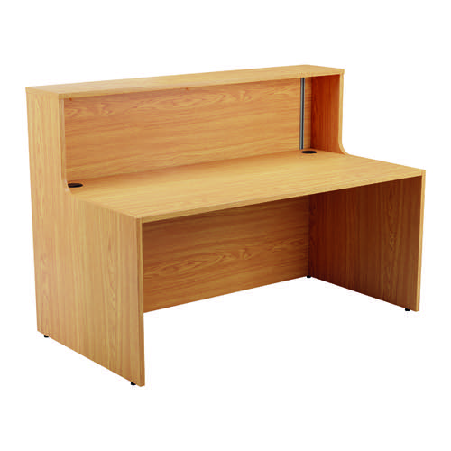 Jemini Reception Unit 1400mm Nova Oak KF816271