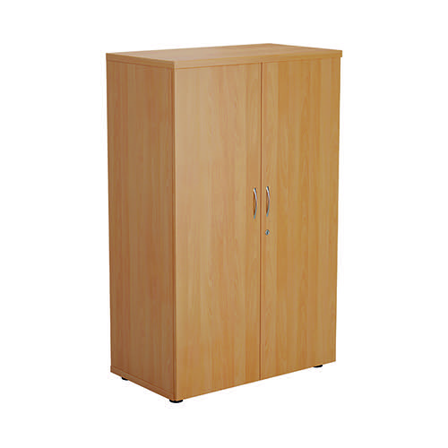 FF First Wooden Storage Cupboard 1600mm Beech WDS1645CPBE