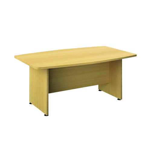Avior Executive Boardroom Meeting Table 1800mm Nova Oak KF821892