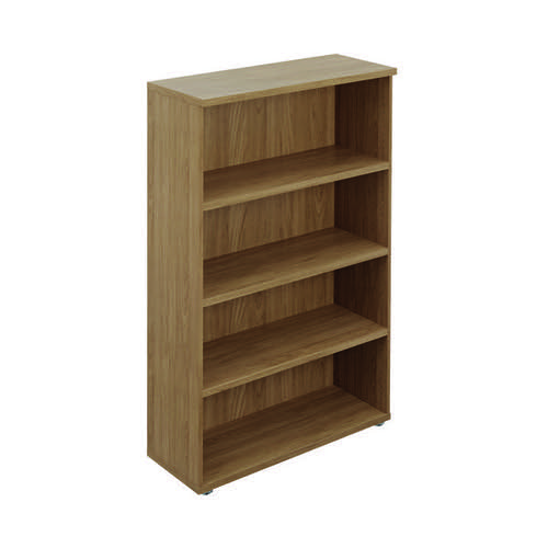 Avior Executive Bookcase 1560mm Nova Oak KF821953