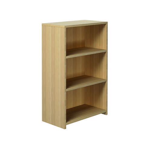Serrion Premium Bookcase 1200mm Ferrera Oak KF822097