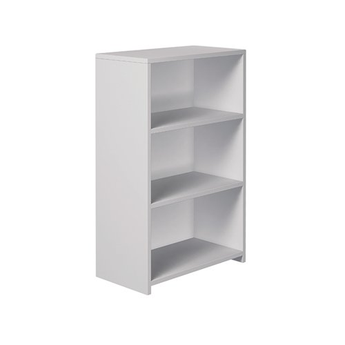 Serrion Premium Bookcase 1200mm White KF822103