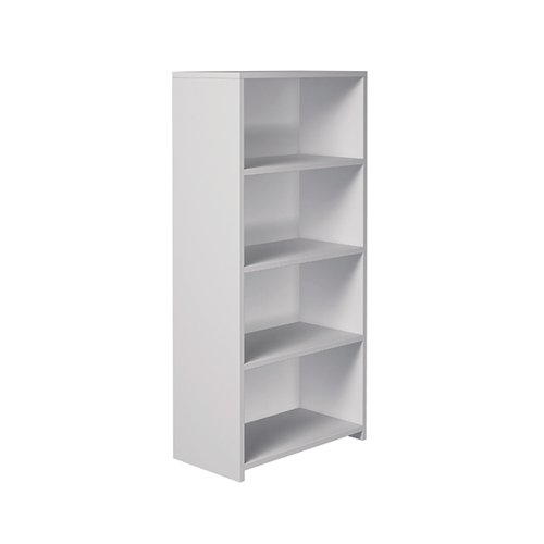 Serrion Premium Bookcase 1600mm White EP1600BCWH
