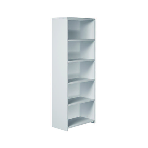 Serrion Premium Bookcase 2000mm White EP2000BCWH