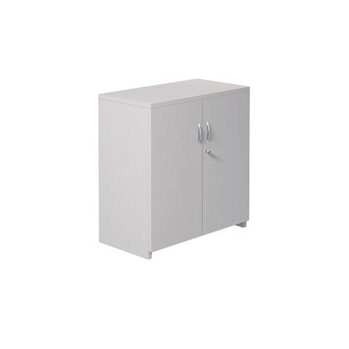 Serrion Premium Cupboard 800mm White KF822196
