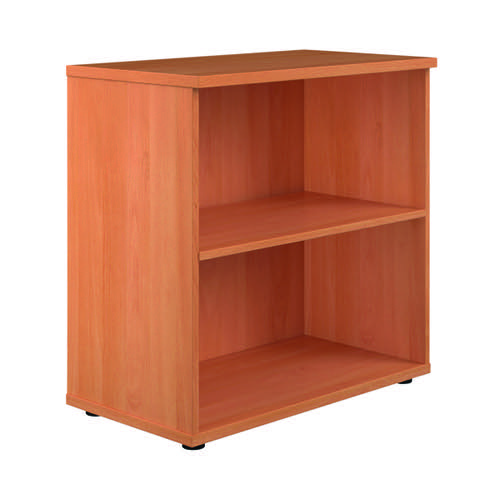 Jemini 800 Bookcase D450mm Beech KF822295
