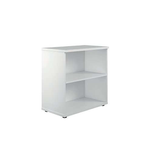 Jemini 800 Bookcase D450mm White KF822349