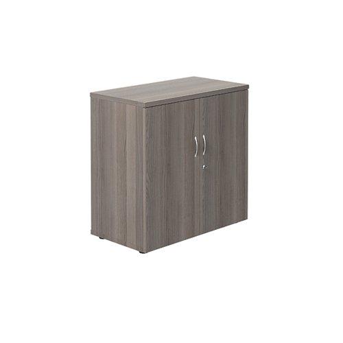 Jemini 800 Cupboard D450mm Grey Oak KF822370