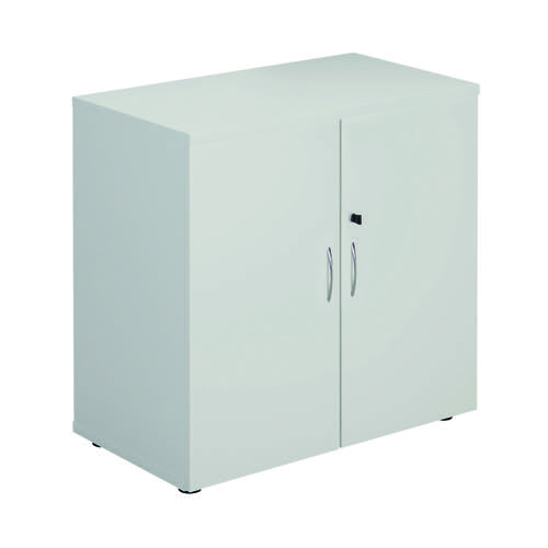 Jemini 800 Cupboard D450mm White KF822400