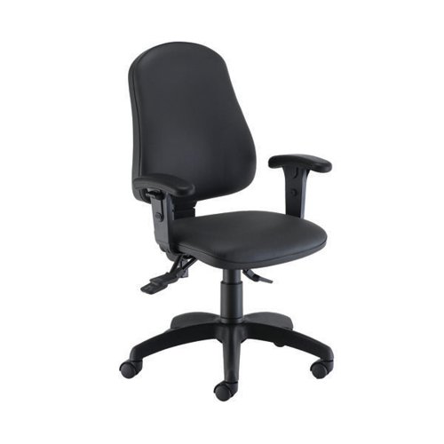Jemini Intro Posture Chair with Arms Polyurethene KF822639