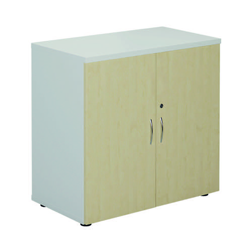 Jemini 800 Cupboard White/Maple KF822714