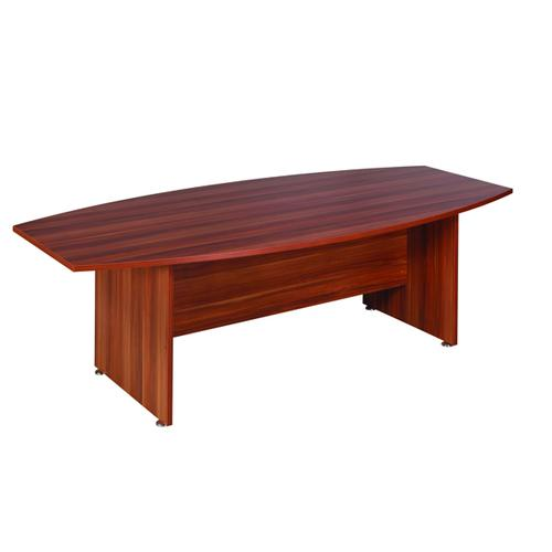 Avior Cherry 2400mm Boardroom Table KF838263