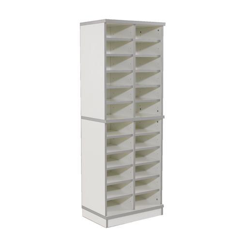 Jemini Double Sorter Unit Extension Kit White KF838547