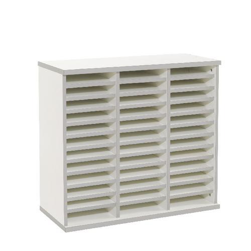 Jemini Triple Sorter Unit Extension Kit White KF838551