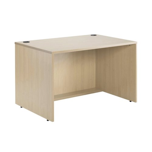 Jemini 1200 Modular Straight Base Unit Maple 1200MASAMA