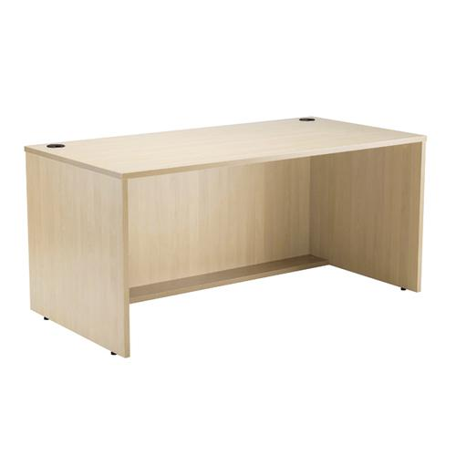 Jemini 1600 Modular Straight Base Unit Maple 1600MASAMA Reception Desks KF840168