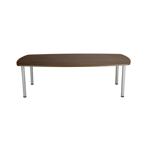Jemini Grey Oak 1800mm Boardroom Table (Dimensions: W1800 x D1000 x H730mm) KF840194