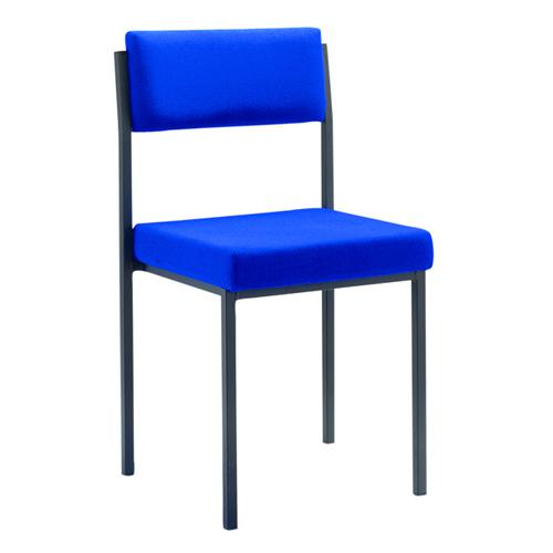 FF First Stacking Chair Royal Blue FRKF04002