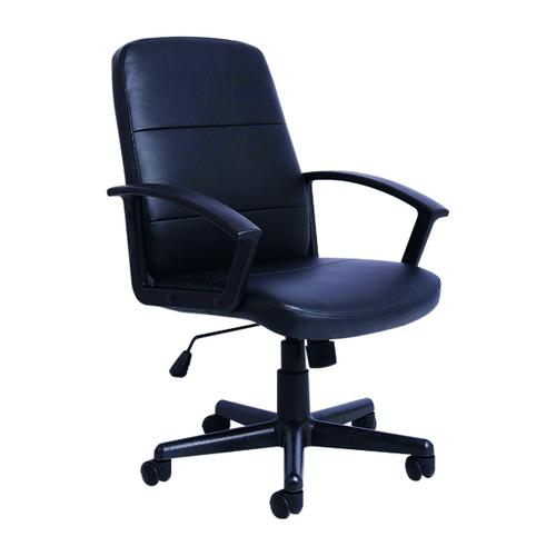 FF First PU Leather Manager Chair KF90273