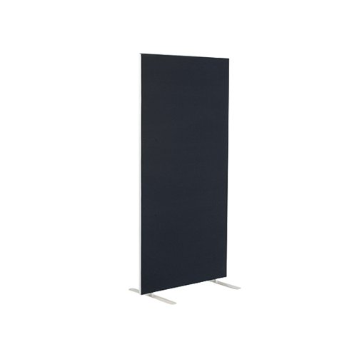 Jemini Floor Standing Screen 1200 x 1800mm Black FST1218SBK