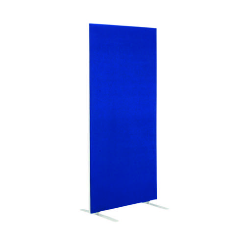 Jemini Floor Standing Screen 1200 x 1800mm Blue FST1218SRB