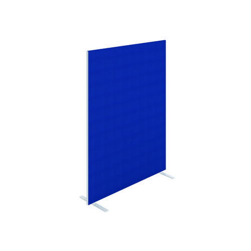 Jemini Floor Standing Screen 1400 x 1800mm Blue FST1418SRB