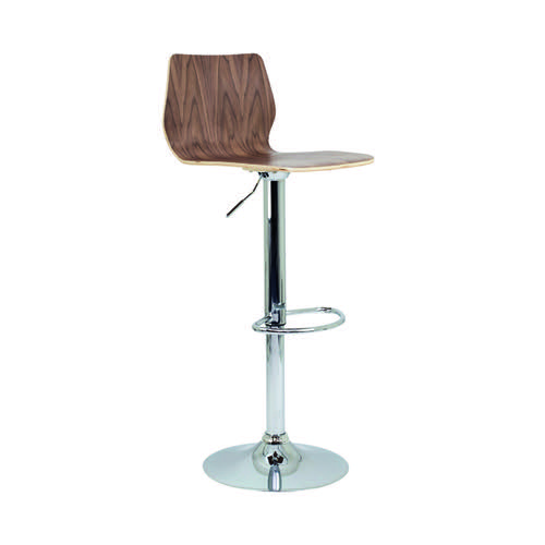 Jemini Stork High Stool Walnut KF90510