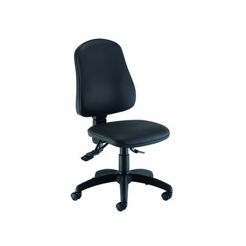 Jemini Teme Deluxe High Back Operator Chair Polyurethane KF90540