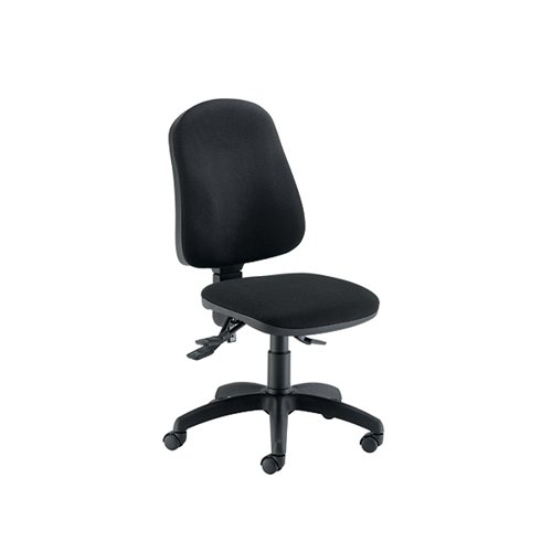 Jemini Teme Deluxe High Back Operator Chair Black KF90541