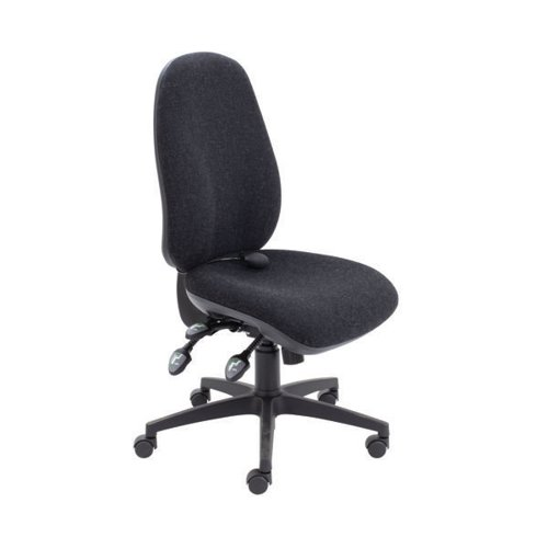 Arista Ergonomic Maxi Chair Black KF90551