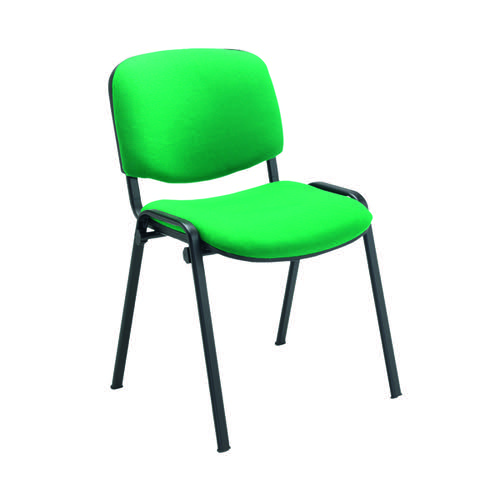 Jemini Ultra Multipurpose Stacker Chair Green KF90553