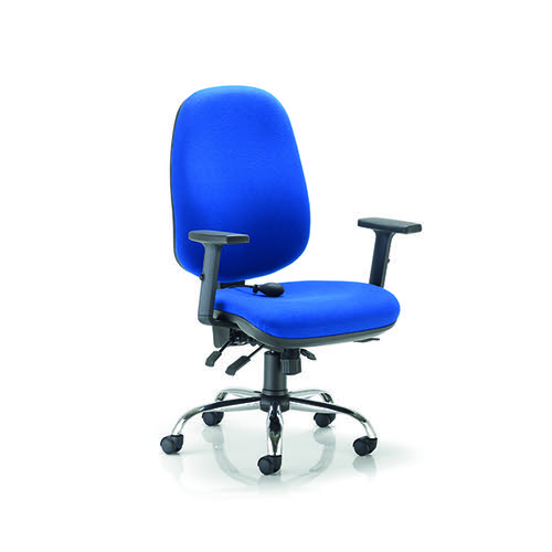Arista Aire High Back Ergonomic Maxi Chair Blue KF90571