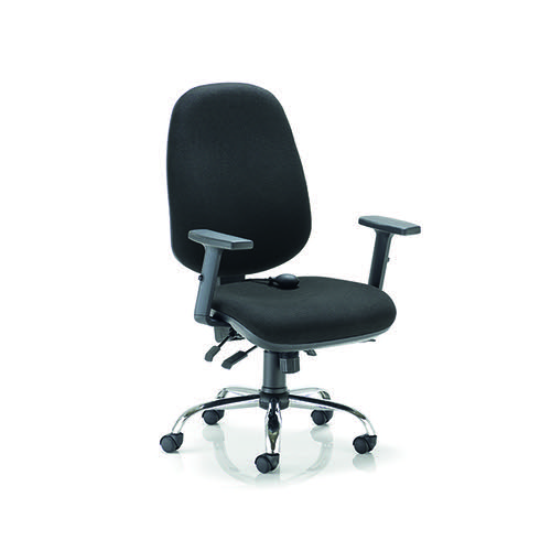Arista Aire High Back Ergonomic Maxi Chair Black KF90572